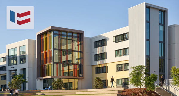 Centralized control of all buildings on campus